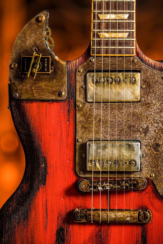 Gibson Sg Monark Billy Gibbons